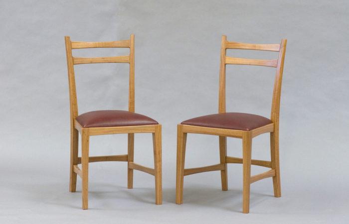 bison bones chairs