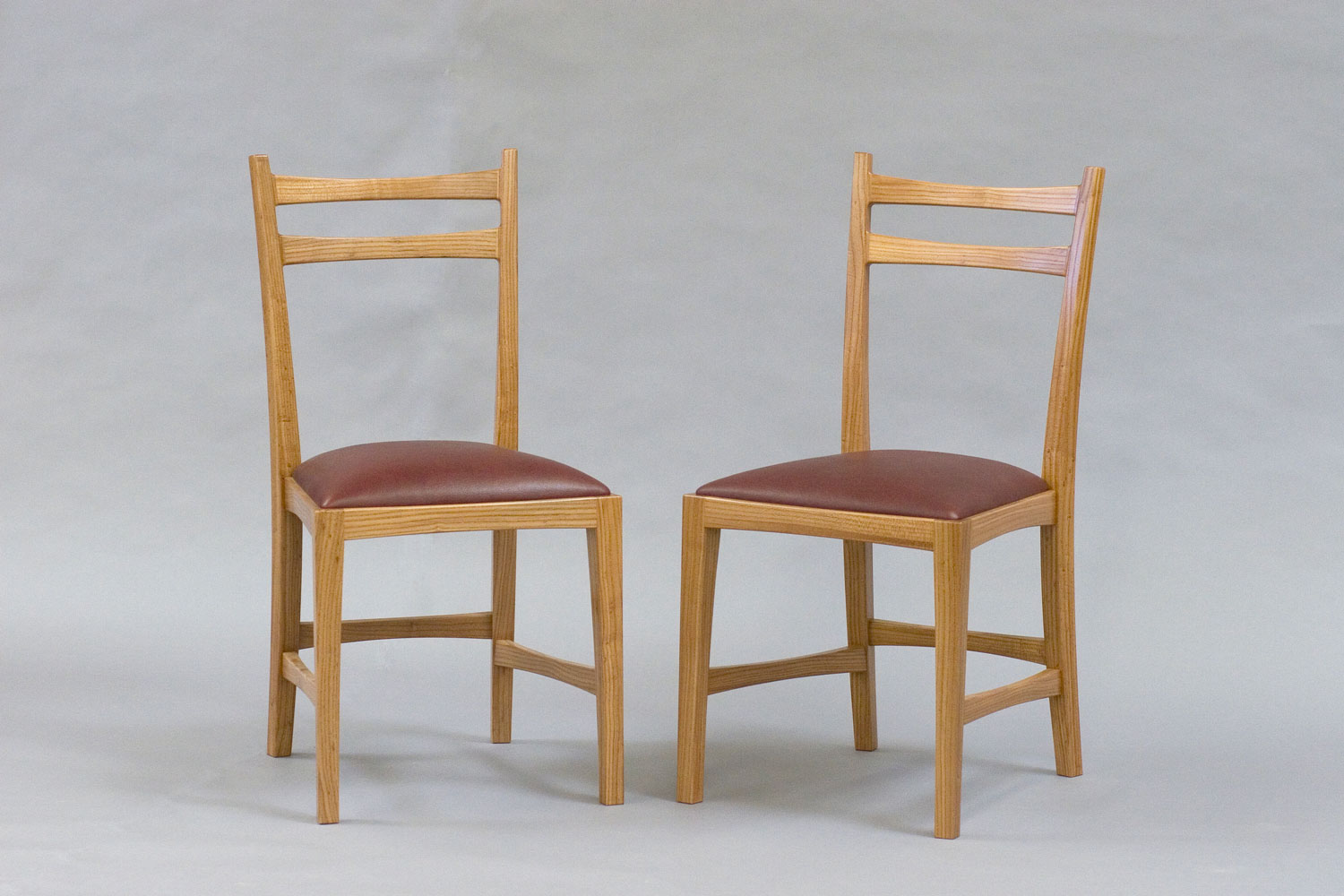 bison bones chairs